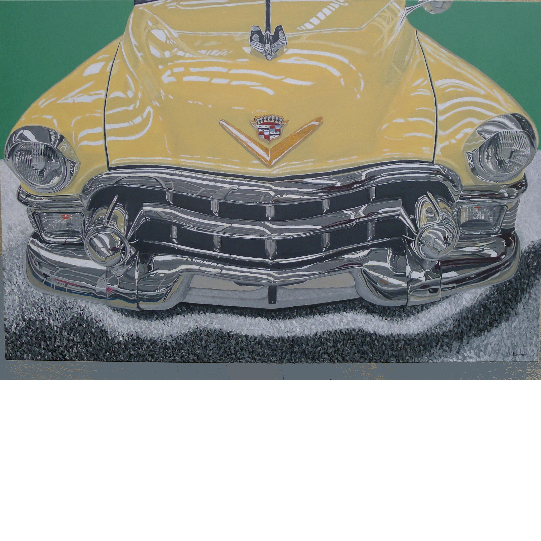 1952 Cadillac convertable